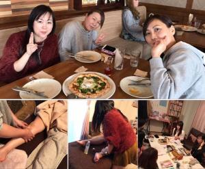 愛されマッサージ大阪2017.3.4