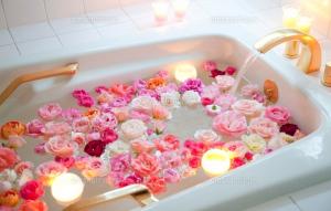 バラおd風呂