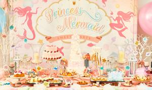 プリンセスマーメイド